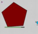 Red Pentagon