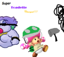 Super Toadette Charged