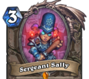 Sergeant Sally