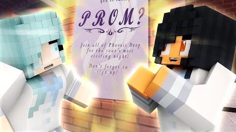 Prom!? - MyStreet Phoenix Drop High Prom PT.1 -Ep.26 Minecraft Roleplay-