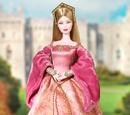 Princess of England Barbie Doll