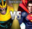 Thanos vs. Superman