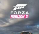 Forza Horizon 3/Logitech G Car Pack