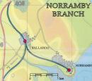Arthur's Branch Line