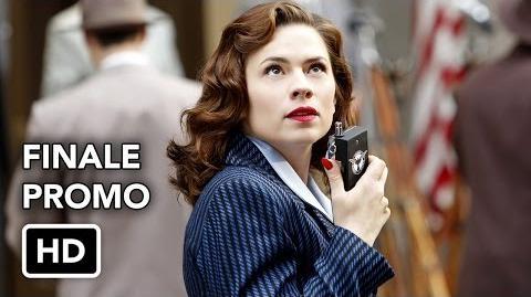 "Marvel's Agent Carter 1x08 ""Valediction"" - Finale Promo"