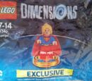 71340 Supergirl Polybag