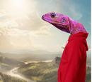 Slick Lizardman