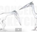 Spec Pterosauria: Azhdarchidae