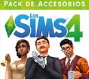 Los Sims 4: Glamour Vintage - Accesorios