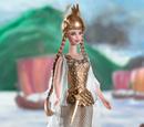 Princess of the Vikings Barbie Doll