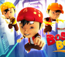 BoBoiBoy Angin/Galeri