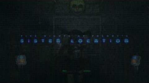 Sister Location OST- Demolition Inevitable