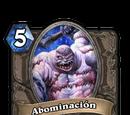 Abominación (Abomination)