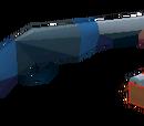 Cartridges for a riot gun