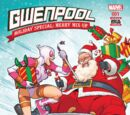 Gwenpool Holiday Special: Merry Mix Up Vol 1