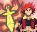 Sword Flames