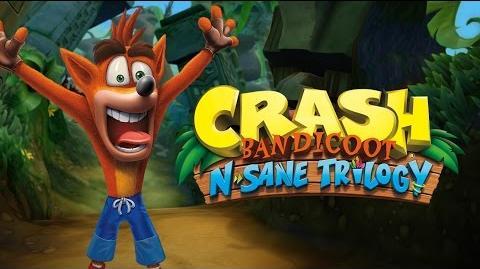Crash Bandicoot : N. Sane Trilogy
