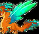 Verdigris Dragon