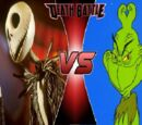 Jack Skellington Vs The Grinch