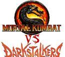 Mortal Kombat vs Darkstalkers