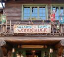 Camp Woodchuck Kitchen