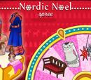 Nordic Noel Spree Spinner