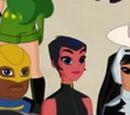 Aubrey Sparks (DC Super Hero Girls)
