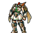 Jade Cavalry Outfit (Gear)