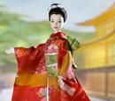 Princess of Japan Barbie Doll