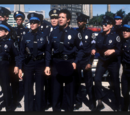Characters that hail from the Police Academy Universe
