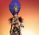 Tribal Beauty Barbie Doll