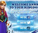 Do You Want To Build a Snowman Contest 2016