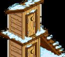 Two-Story Outhouse (non-premium)