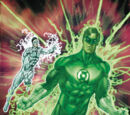 Hal Jordan and the Green Lantern Corps Vol 1/Textless Cover Images