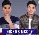 Nikko Natividad & McCoy DeLeon