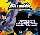 Batman: The Brave and the Bold Strip en Spelletjes: Power Girl snelt ter hulp