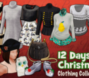12 Days of Christmas Clothing Collection