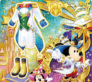 Mickey Shiny Star Coord
