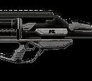 Rocklet Rifle