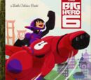 Big Hero 6 Little Golden Book