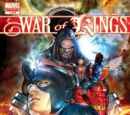 War of Kings Vol 1 1
