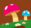 Mushrooms (Bug Garden)