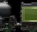 12 Power Steam Locomotives