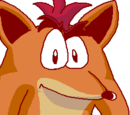 Crash Bandicoot/Madoldcrow1105's version