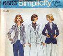 Simplicity 6803 A