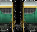 20 Power Diesel Locomotives