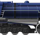 23 Power Steam Locomotives