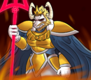 Asgore with Doomsday's Stats