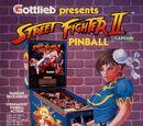 Street Fighter II Pinball
