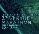 JoJo's Bizarre Adventure Marathon (December 2016)